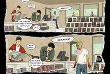 +Comics