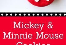 Mickey mouse snack idea