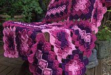 вязание / пледы