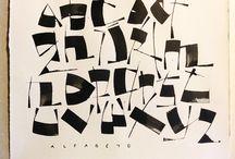 Thomas Ingmire Calligraphy
