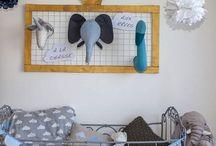 Decoration chambre d'enfants
