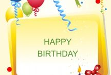 Felicitaciones, aniversarios....