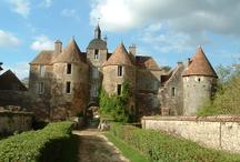 châteaux Yonne