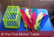 Fine motor activities / Fine Motor Activities