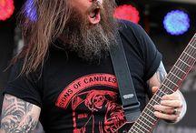 guitarist metal