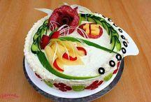sós torta
