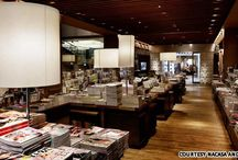 Places to see / Interesting bookstores