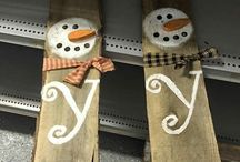 Christmas Pallet Sign Ideas