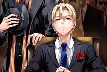 Anime gangster