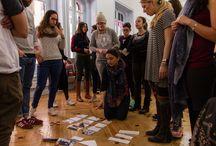 Design and Innovation 2016 - Vincenzo di Maria / Tras la experiencia del año pasado, en los Masters of Design and Innovation hemos querido que los alumnos se sumergieran en el complejo mundo del diseño de experiencias con Vincenzo di Maria, experto en la materia.