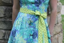 Clothes & Sewing / by Sara Keaty