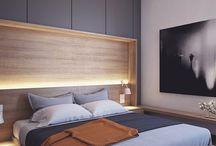 Sypialnia - pomysły