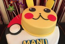 Manu 10th birthday / Simple kids party table