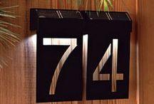 Ház szám