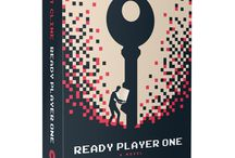 Ready Player One Covers & Posters / Including fan-made art