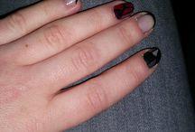 nail art eigen creaties