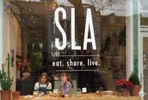 hotspots amsterdam / leuke lunchtenten en restaurants om kids te gaan eten
