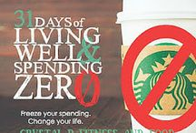 Spending Freeze Challenge / October Is the month I'll be doing a 31 day spending Freeze! Hoping to save some money to put towards Christmas!