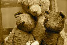 medvede staré / staré medvede a ich repliky