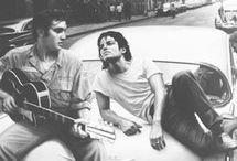 Elvis et Michael ❤ / Des photos de Michael et Elvis !!♥ Fait entre Meilleure Amie ♥