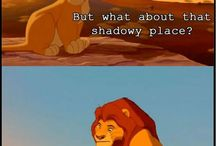 Disney (but mostly just Lion king :3)