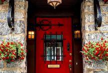 creative doorways
