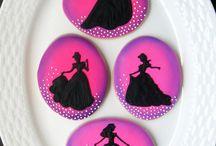 sušenky princezny