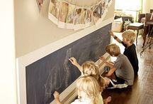 Playroom / Easy toy room organization ideas