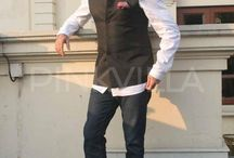 High-neck Jackets for Men