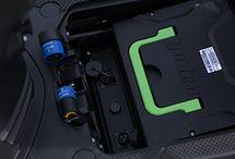 La batterie du scooter Z3