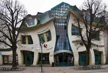 dziwne budowle