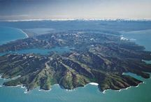 Around us / Flea bay is a sheltered bay on the outercoast of Banks peninsula. Here is where we are!