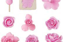 flores de bisqui