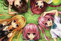 To LOVEる -とらぶる- | To Love-Ru -Trouble-
