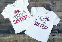 Big little sis shirts