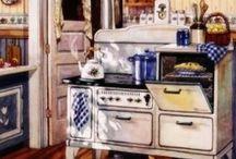 Kitchen Illustrations