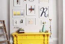 yellow / by Kayce Hughes