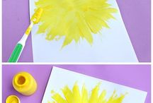 Spring  kids crafts and activities for school / Springtime crafts, activities, centers, writing, and math projects for planning for spring themes in a kindergarten, first grade, or second grade classroom.