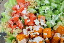 Soy-full Summer Salads