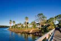 North Coast Holiday Park Terrace Reserve