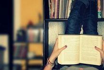 Bibliophile / Book inspiration, quotes, scenes...