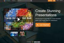 Online Presentation Tools