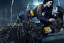 Fashion campaigns