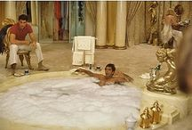 Hot tubs in Movies / Famous hot tubs from famous movies.