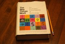 Diagrams & Lyrics / I found a copy of The Way Things Work: an Illustrated Encyclopedia of Technology. I am scanning in the cool diagrams and adding in lyrics from songs I like. I'll post them as I make them... with the songs, of course.