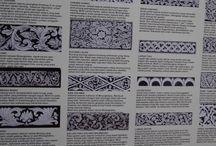Indonesian pattern