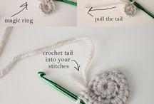 Crochet patterns/ideas
