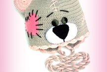 bebişimin şapkaları