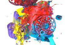 Creative Art / by Sue Fred