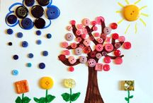 Kids Crafts / by Ria Hendrick
